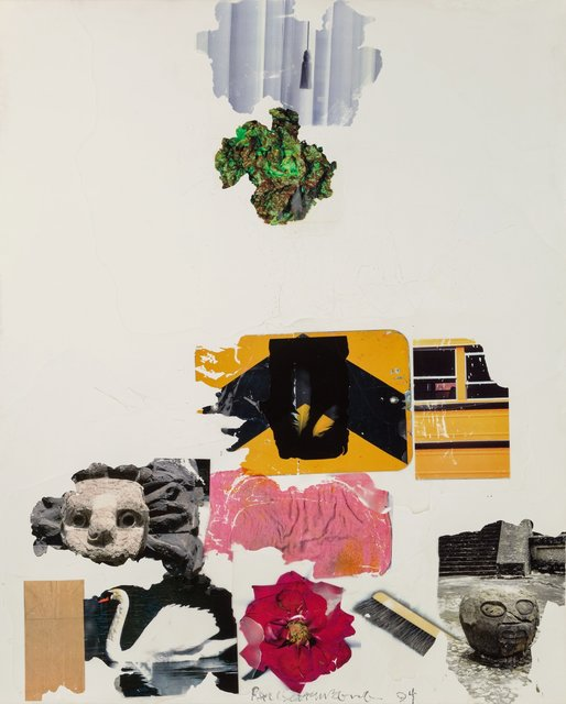 Robert Rauschenberg, 'Treasure (from the Shales series)', 1994, Heritage Auctions