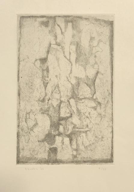 Enzo Brunori, 'Landscape', 1965, Wallector