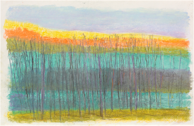, 'Bands and Layers,' 2012, Somerville Manning Gallery