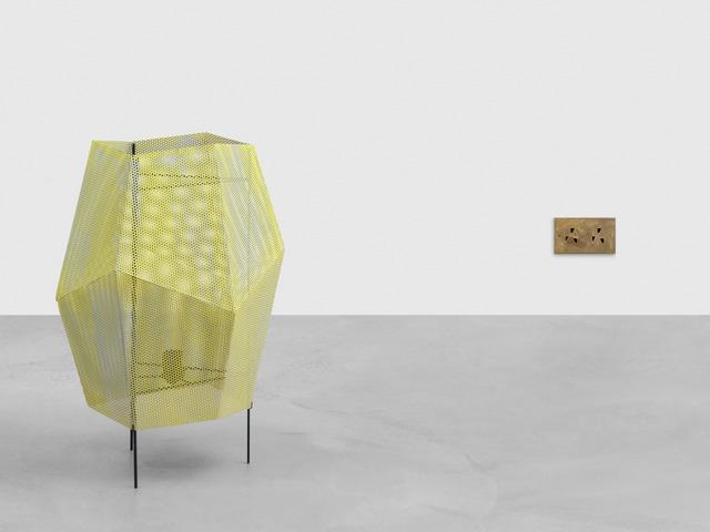 , 'Dead Star (yellow),' 2015, Galerie Eva Presenhuber
