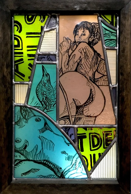 TF DUTCHMAN, 'Blue Mood', 2013, Deep Space Gallery