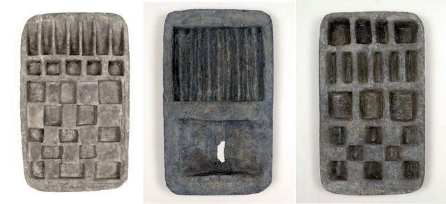 , 'Drei Tafeln,' 2006, Walter Storms Galerie