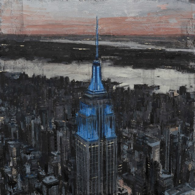 Valerio D'Ospina, 'ESB at Sunset', 2018, Gallery 1261