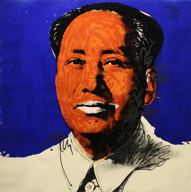 , 'Mao (FS II.98),' 1972, Gormleys Fine Art