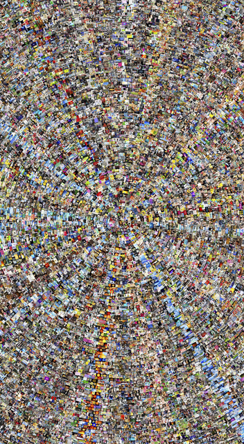 , 'Good (detail),' 2012, Ronald Feldman Gallery