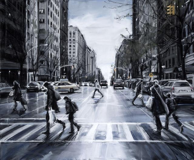 , 'DIVERGE,' 2017, Jerald Melberg Gallery