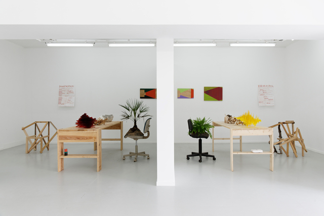 , 'exhibition view,' , Florence Loewy