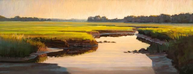 , 'Spring Marsh,' 2019, Vose Galleries