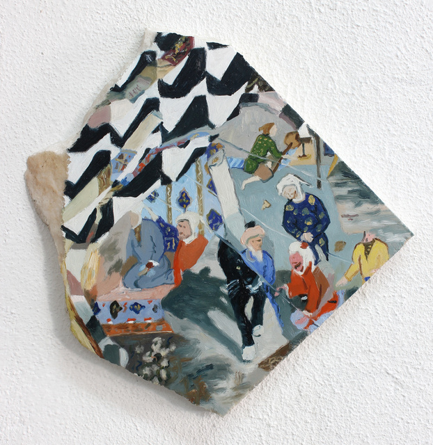 Martinho Costa, 'Gato', 2017, Galería silvestre