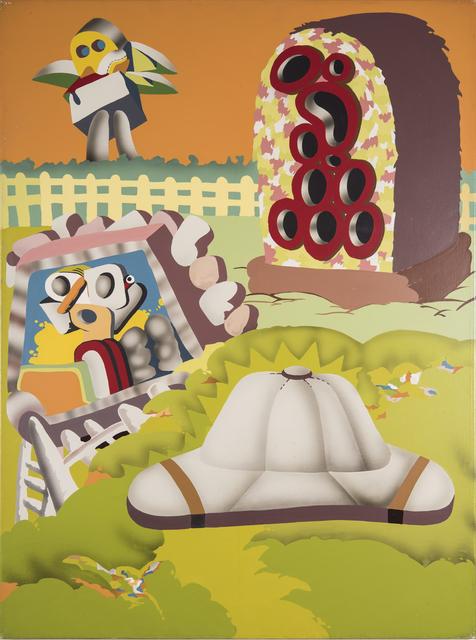 , 'Mi casa africana,' 1969, MAMAN Fine Art Gallery