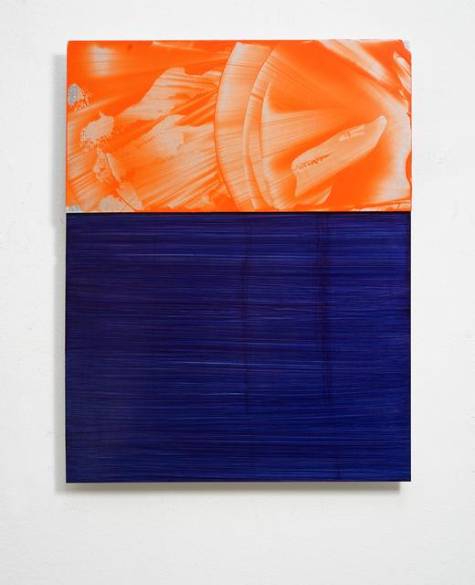 , 'composite painting #47,' 2018, Galerie Floss & Schultz