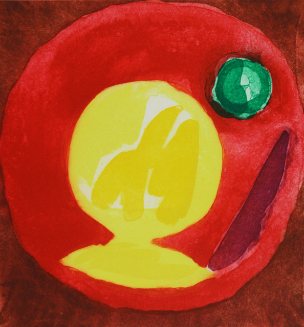 , 'Mahi,' 1986, Gwen Hughes Modern British Art