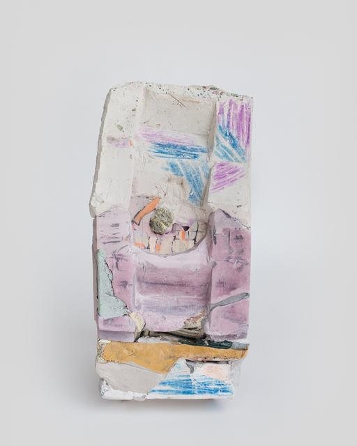 Hilary Harnischfeger, 'Alexander', 2015, Rachel Uffner Gallery