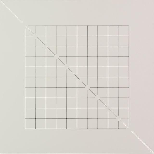 Antonio Lizarraga, 'Fio central branco', 2008, Print, Serigraphy, LAART