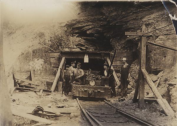 , 'Coal Mine,' 1913, Scott Nichols Gallery