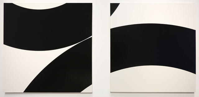 , 'Left: 4-A-78 Right: 4-B-78,' 1978, Richard Taittinger Gallery