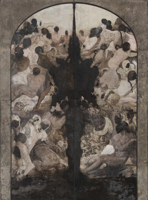 , 'Valle Umana (Malafonte),' 2018, Galerie EIGEN + ART