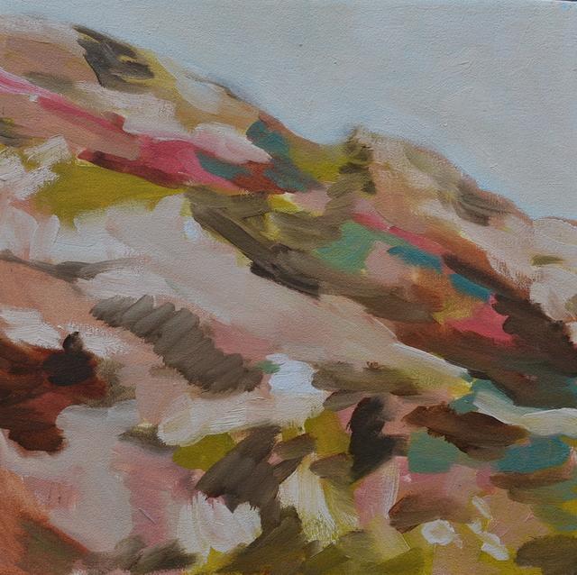 , 'Mountain Scape I,' 2018, Dyman Gallery