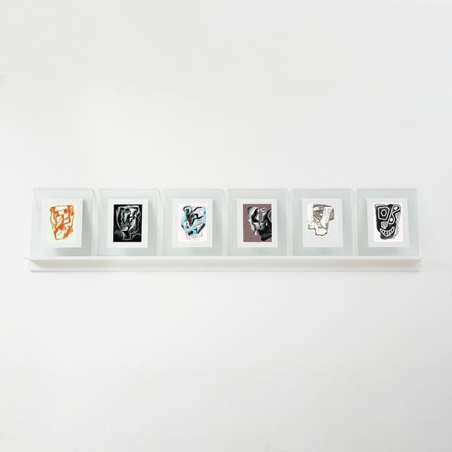, 'Sem título (Conjunto 1),' 2018, Carbono Galeria