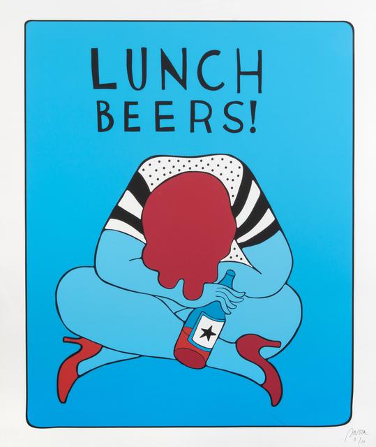 Parra, 'Lunch Beers', 2012, Julien's Auctions