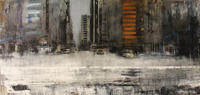 , 'Il poeta,' 2018, Galleria Punto Sull'Arte