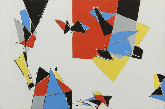 , 'Butterflies No. 1,' ca. 1980, Addison Rowe Gallery