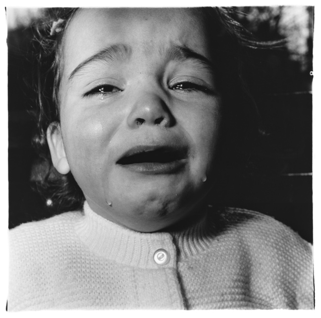 Diane Arbus, 'A child crying, N.J.', 1967, Xavier Hufkens