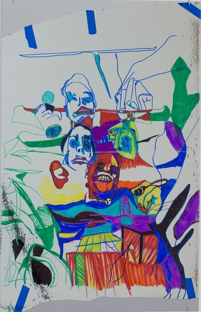 , 'Self-portrait IV,' 2018, Galerija VARTAI