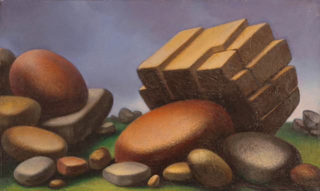 , 'Study for Boulders of Avila,' , ACA Galleries