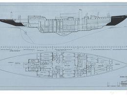 , 'Design No. 711 Cabin Construction of Bolero,' 1980, ArtWise