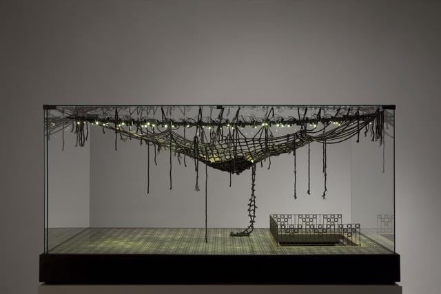 , 'The nest (Ville d'Avray),' 2015, rosenfeld porcini