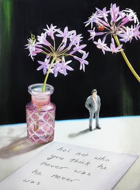 , 'Never was (framed),' 2016, George Billis Gallery