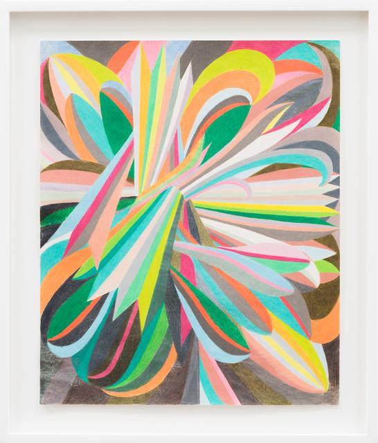 , 'Kaleidoscopic Intentions 9,' 2014, Rosamund Felsen Gallery
