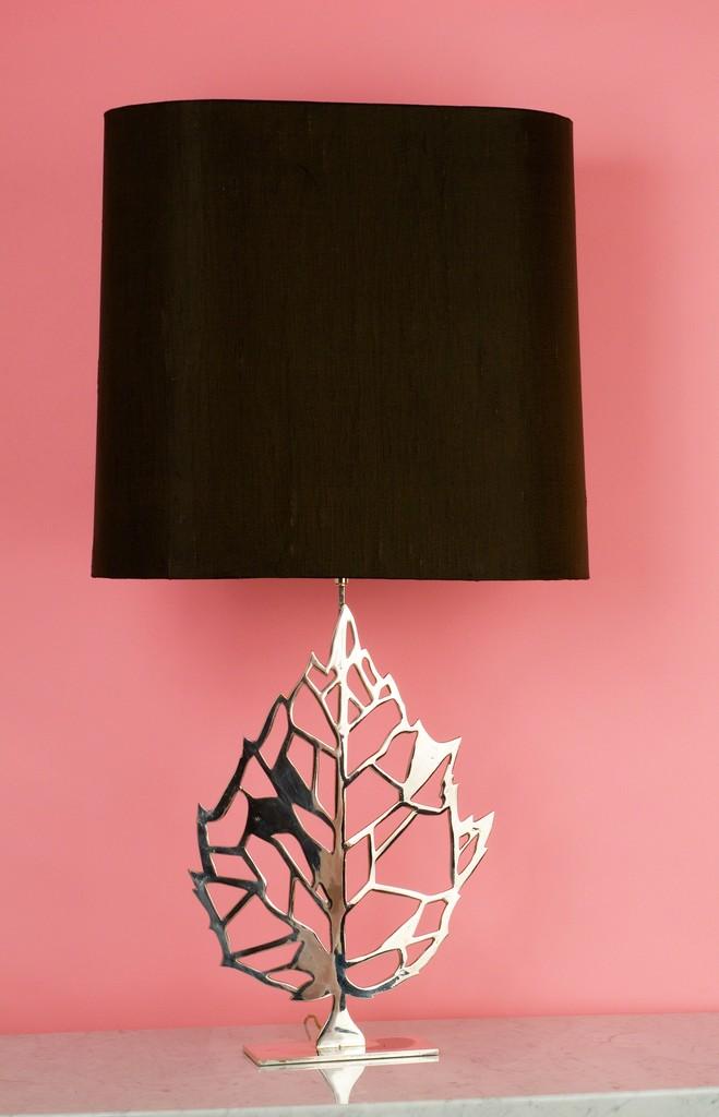 Lampe Feuille / Leaf Lamp