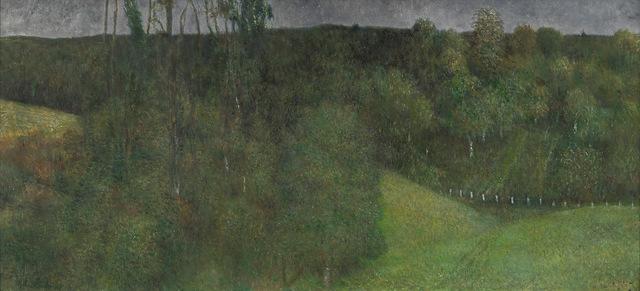 Richard Eurich, 'New Forest', 1987, Waterhouse & Dodd