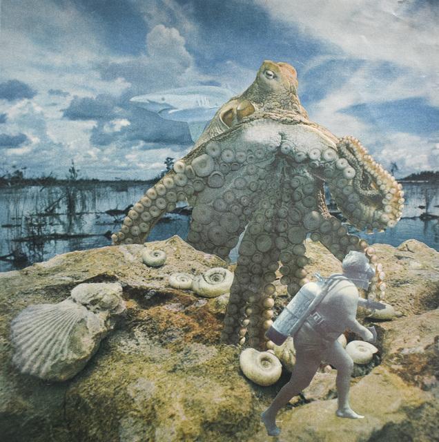 , 'OCTOPUS,' 1982, Anglim Gilbert Gallery