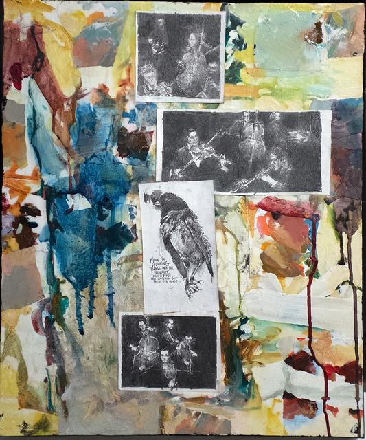 , 'Birds: Elegy,' , ANNO DOMINI