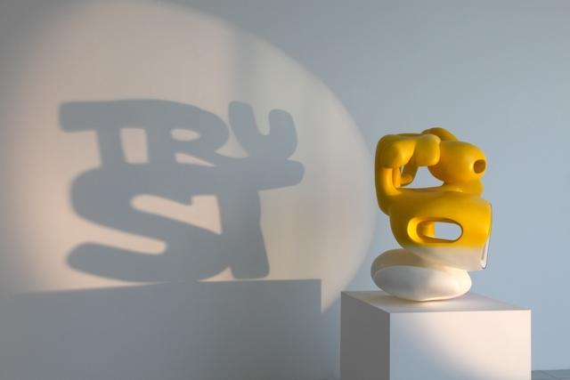 , 'Untitled (Trust),' 2011, Museum Dhondt-Dhaenens