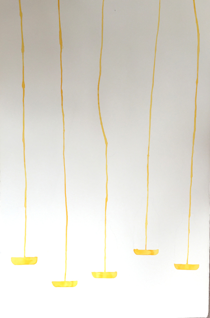 , 'Golden Showers,' 1993, Instituto de Visión