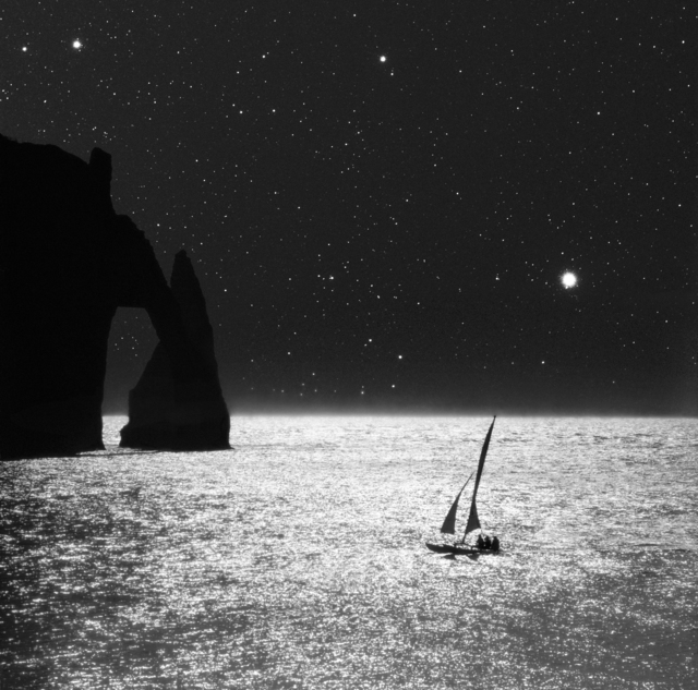 , 'Etretat and Arcturus,' 2003, Vision Neil Folberg Gallery