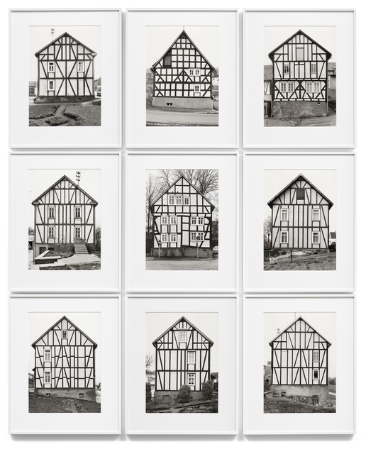 , 'Framework Houses - Gable Side,' 1970-1973, Sprüth Magers