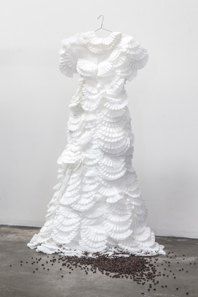 , 'Coffee Filters,' 2015, Fabrik Projects Gallery