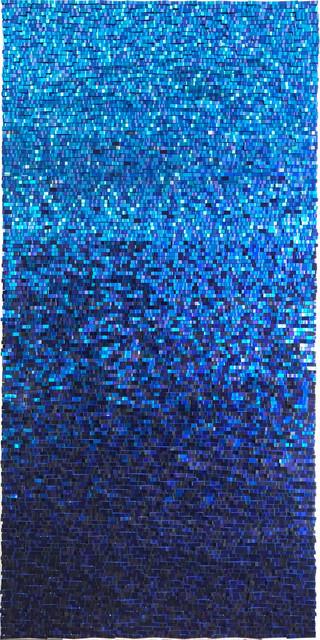 Katsumi Hayakawa, 'Blue Reflection', 2018, McClain Gallery