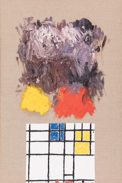 , 'Composition London,' 2019, Stevenson