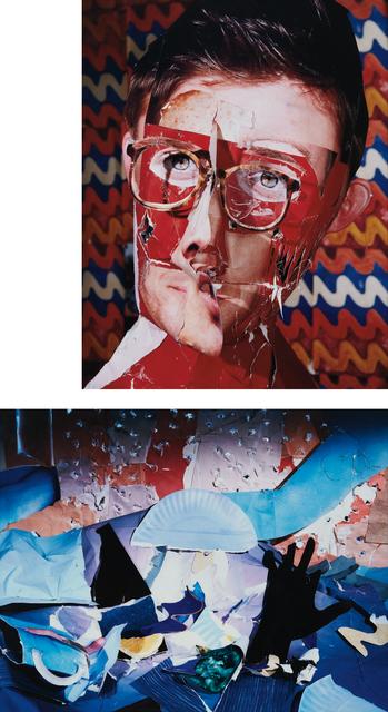 Daniel Gordon, 'Two works: (i) July 19; (ii) July 30', 2009, Phillips