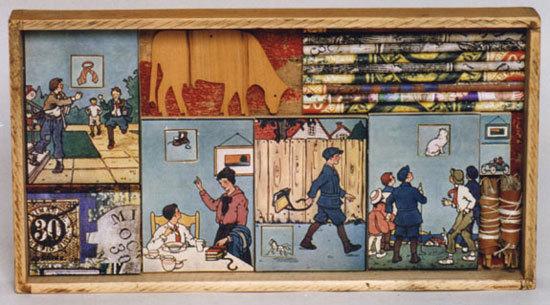 La Wilson, 'Psychology 101', 1996, John Davis Gallery