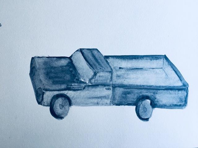 Samuel Iztueta, 'Truck', 2017, Imlay Gallery