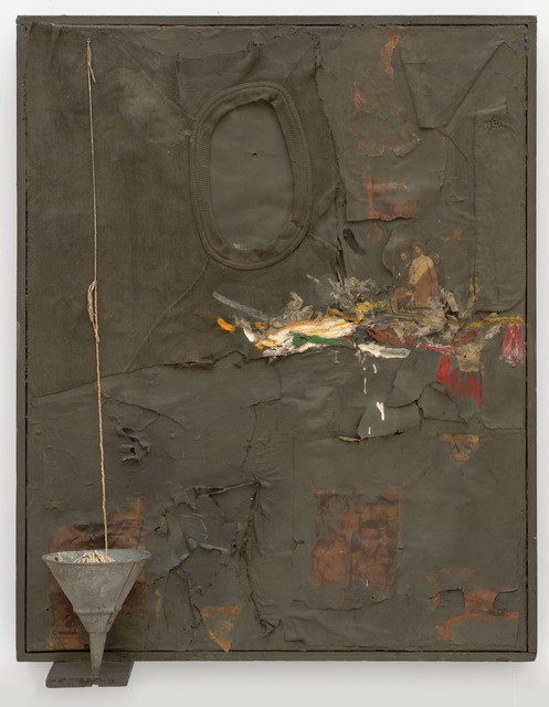 Robert Rauschenberg, 'Untitled', ca. 1955, San Francisco Museum of Modern Art (SFMOMA)