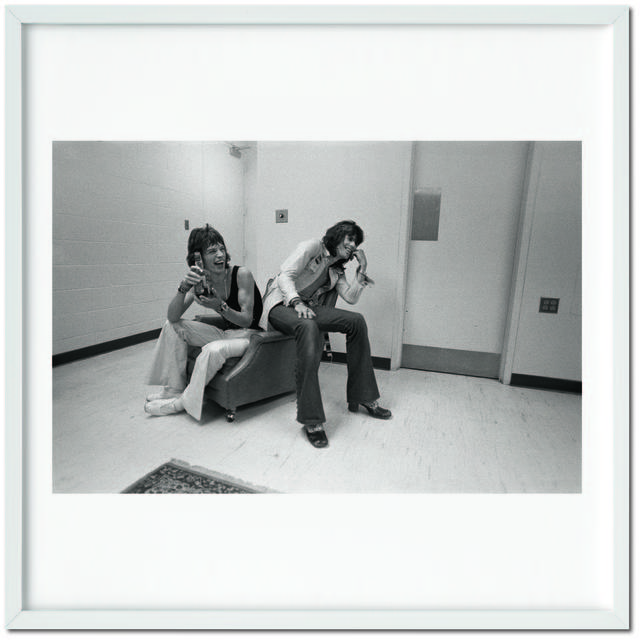 """, 'The Rolling Stones. Art Ed. Russell, Mick and Keith """"Laugh,"""" 1972,' 1972, TASCHEN"""