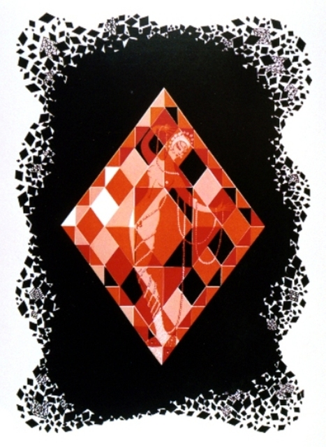 , 'Ace of Diamonds,' 1973, Wetpaint Gallery